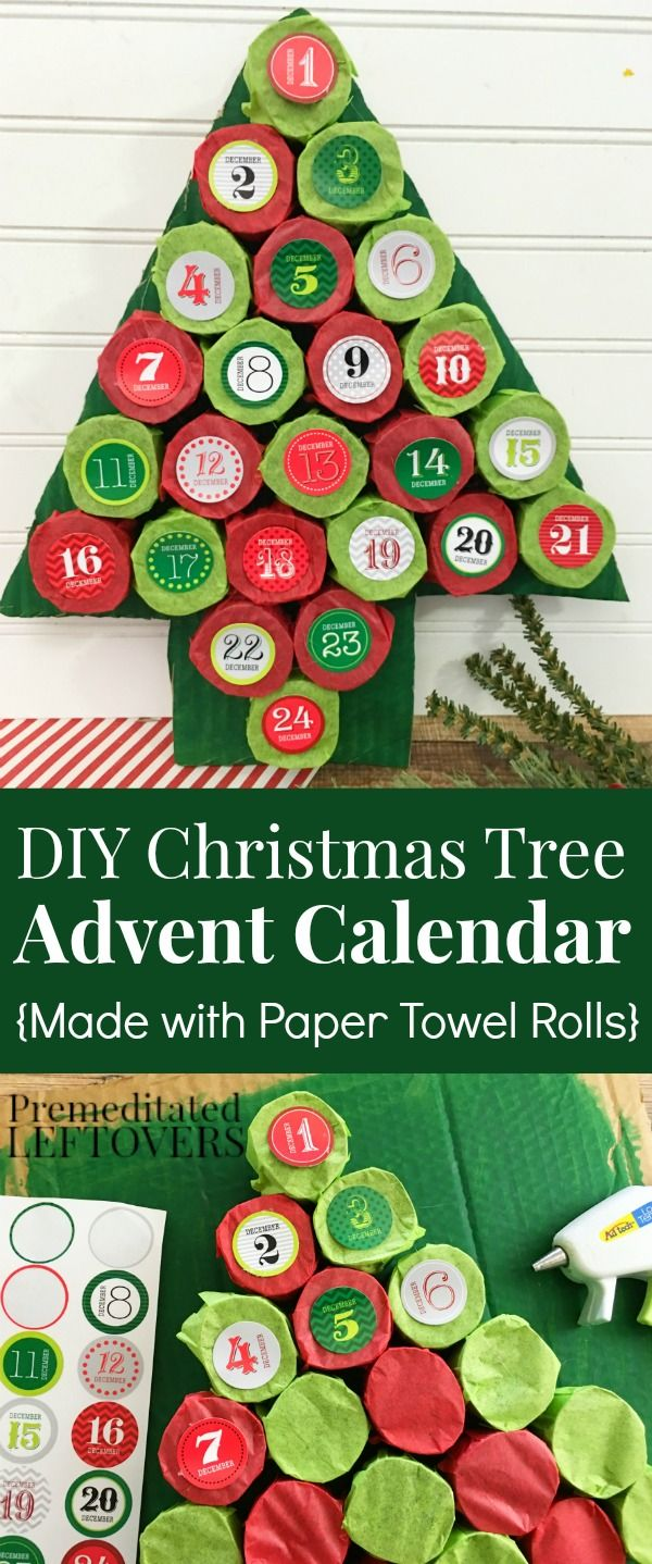 Kids Christmas Calendar Ideas : Best homemade advent calendars ideas on pinterest