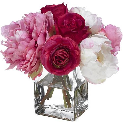 Silk Flower Bouquets Do Yourself: 20 Best Artificial Flower Arrangements Images On Pinterest