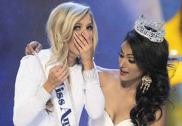 Kira Kazantsev Crowned the Miss America 2015 #AtlanticCity, #KiraKazantsev, #MissAmerica2015, #SierraSandison
