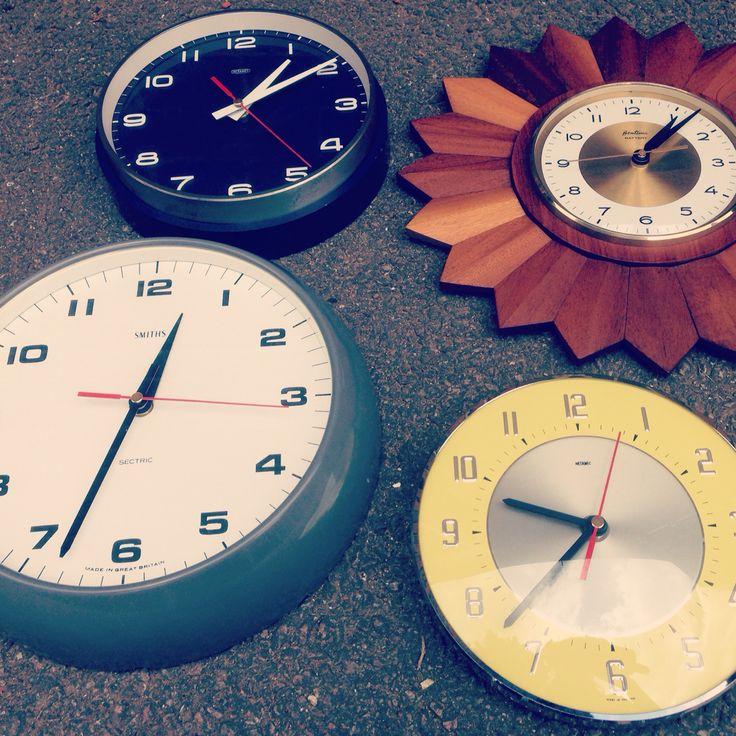 96 best Time images on Pinterest | Antique clocks, Vintage clocks ...