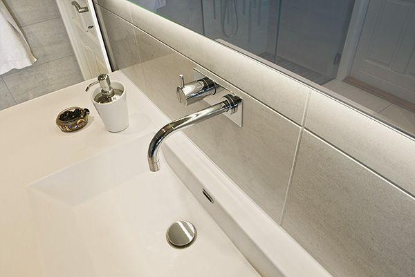 Vi har særligt fokus på at indrette badeværelser med smukt interiør.