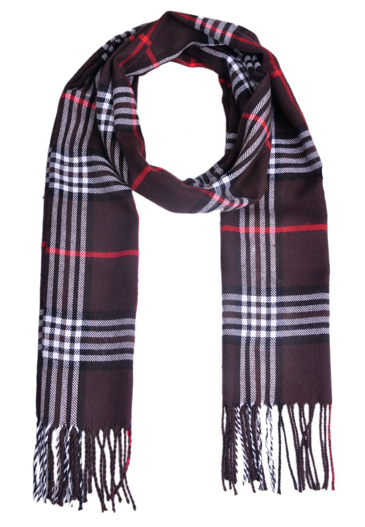 #Checked #scarf Take a look at Misstella! http://www.misstella.com