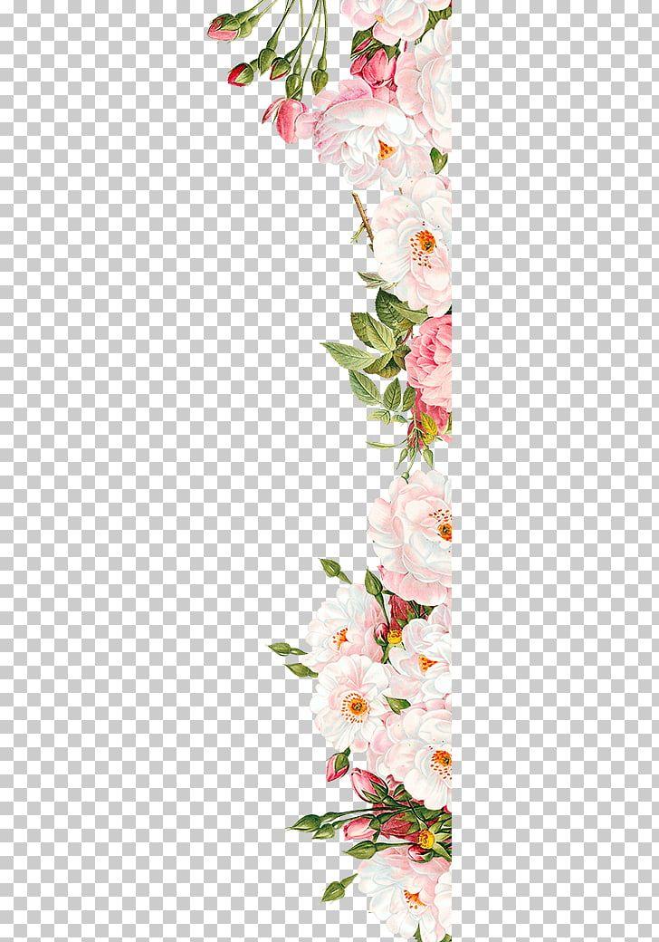 Pink Flowers Wedding Invitation Pink Flowers Pink And White Rose Flower Arrangement Png Clipar Flower Illustration Flower Png Images Rose Flower Arrangements