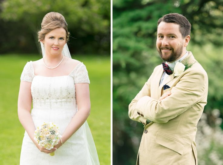 wedding portrait Bride and Groom J + D Wedding Photography Clonmel Tipperary Ireland