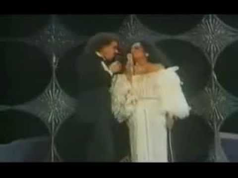 Endless Love - Diana Ross & Lionel Richie http://www.youtube.com/watch?v=Ewf0TnM4eKo http://en.wikipedia.org/wiki/Endless_Love_(song) http://www.songlyrics.com/lionel-richie-diana-ross/endless-love-lyrics/ My love, there's only u in my life The only thing that's bright My first love, you're every breath that I take You're every step I make  And I I want 2 share All my love with u No one else will do  And your eyes They tell me how much u care Ohh yes, u will always be My endless love