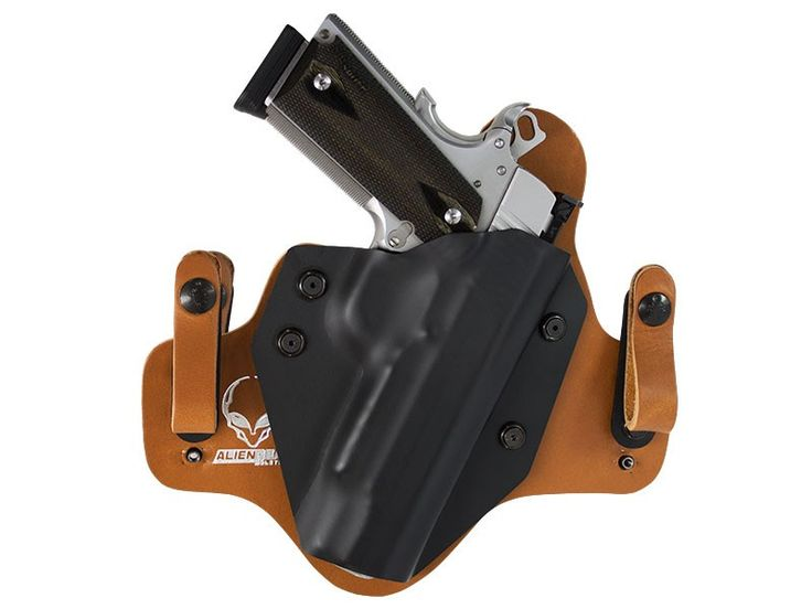 The $29.88 Cloak Tuck IWB holster is a testament to tradition with its leather backer and a nod toward innovation with lifetime warrantied hybrid materials.