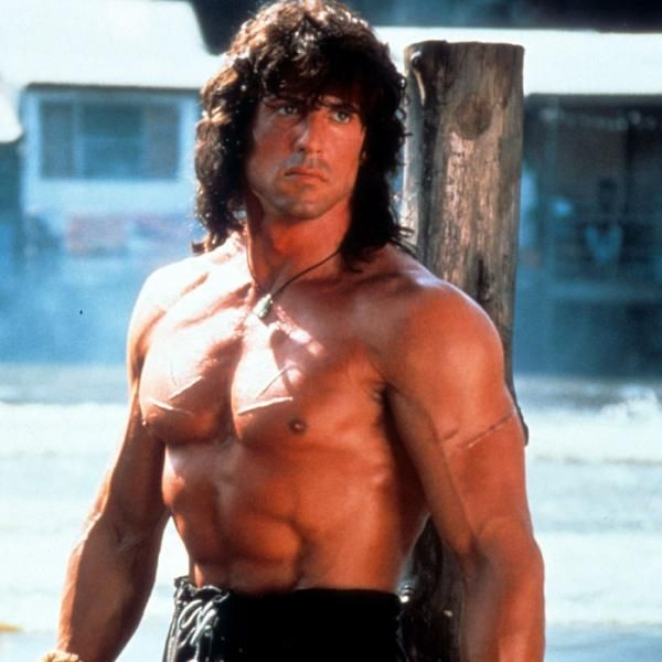 Sylvester Stallone: Rambo 3