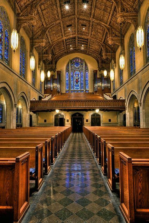 1981 Schantz organ at St. Paul UMC, Houston, Texas