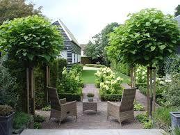 Afbeeldingsresultaat voor terras klassieke tuin
