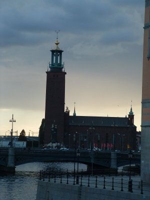Stockholm City Hall - Stadshuset