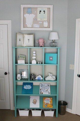 M s de 25 ideas incre bles sobre estantes coloridas en - Estantes para juguetes ...