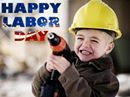Happy Labor Day from all of us at ACET Recycling. Be safe and have fun! #acetrecycling #laborday