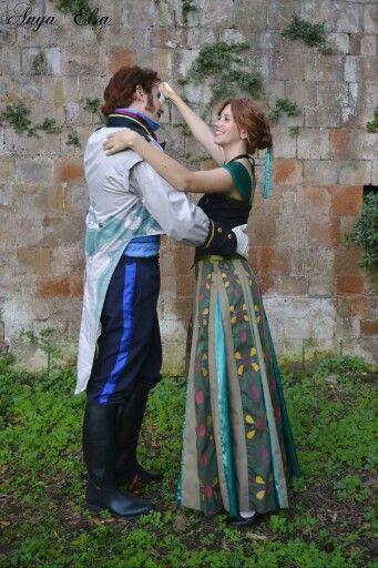 Anna & Prince Hans