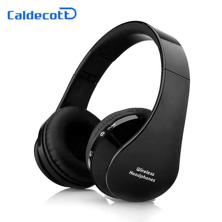 Caldecott Stereo audifonos Wireless Headphones fone de ouvido Bluetooth Earphone Bass Headsets auriculares With Mic for iphone 7