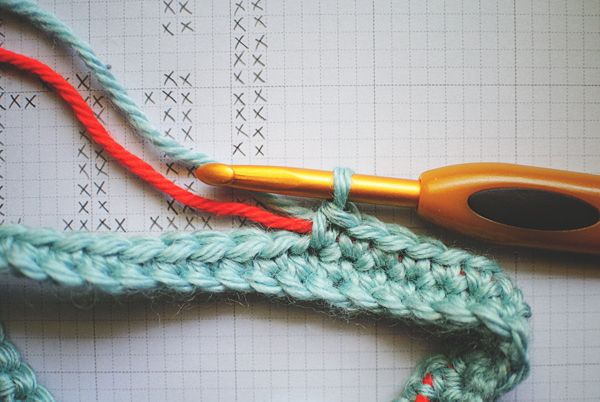 Enjoy 7 simple tips that will help you learn how to change color in crochet whether you're a beginner or doing advanced color techniques.