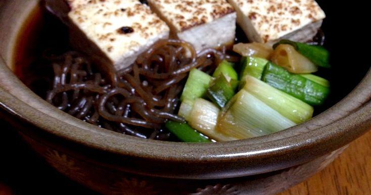 お肉なしのすき焼きです。焼き豆腐なので崩れにくい!副菜やおつまみに(^^)
