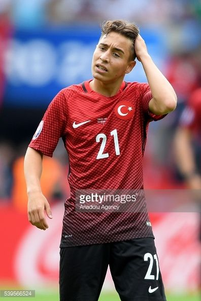 Emre Mor - Turkey #footballislife