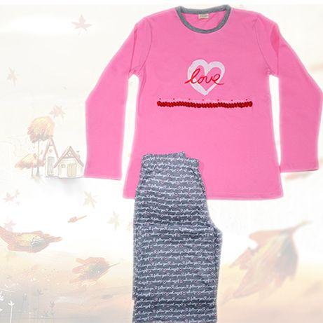 Women's Cotton Pajamas 'Follow your ♥' Loving it!!
