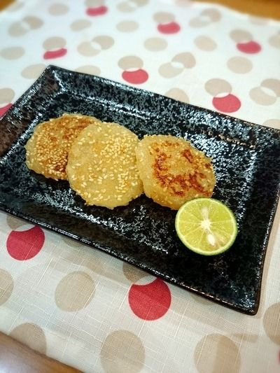 もっちもっちなゴマ大根餅。 by なっちゃんさん   レシピブログ - 料理 ...