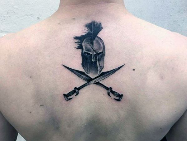 50 Sword Tattoos For Men - A Sharp Sense Of Sophistication