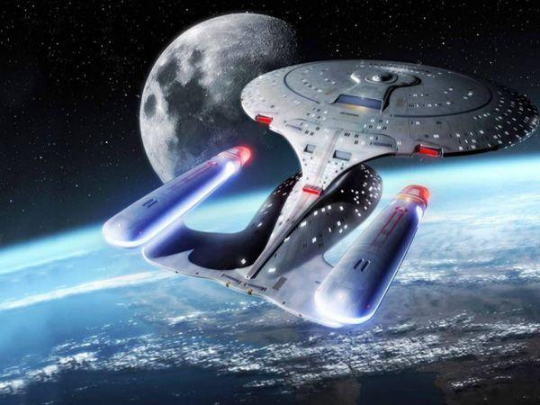 Star Trek: The Next Generation.