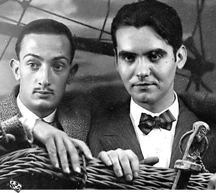 | Salvador Dalí y García Lorca, el secreto de su relación intima se ...