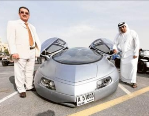 Dubai: The car park of the American University in the Emirates (AUE) was transformed into something resembling the set of popular television programme Top Gear last week for its second annual car show.