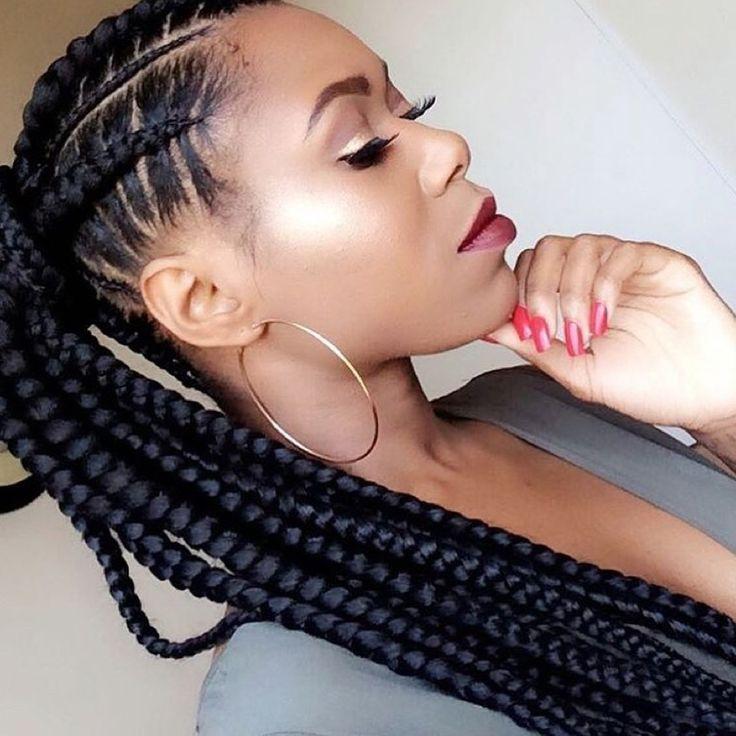 elaborate braid hairstyles