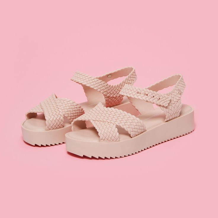 hotness sandal - blush