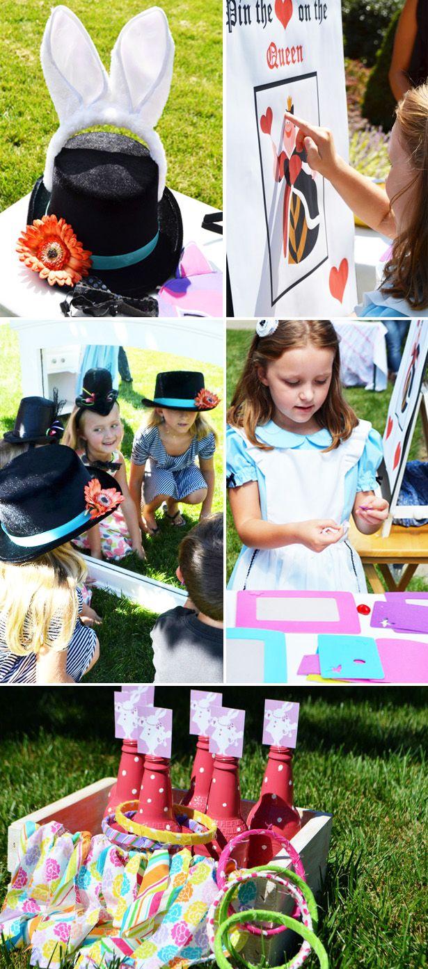 490 best Alice in Wonderland Tea Party Ideas images on Pinterest ...