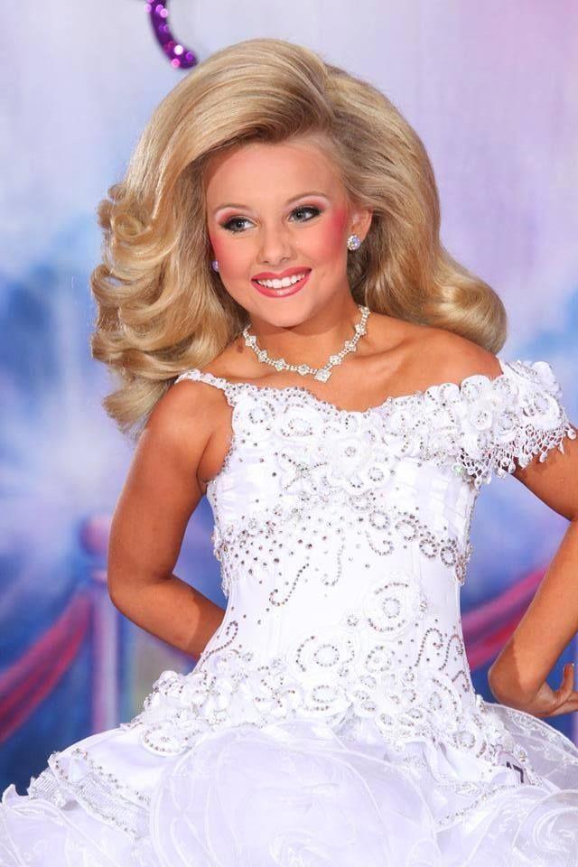 Glitz pageant hair                                                                                                                                                                                 More