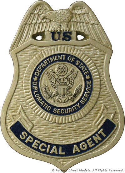 Diplomatic Security Service