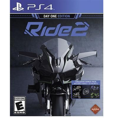 Square Enix - Ride 2 PS4