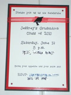 33 best graduation party invites images on pinterest graduation graduation party invitations filmwisefo Choice Image