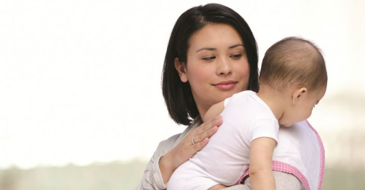 O Bebe Amamentado no Peito Precisa Arrotar