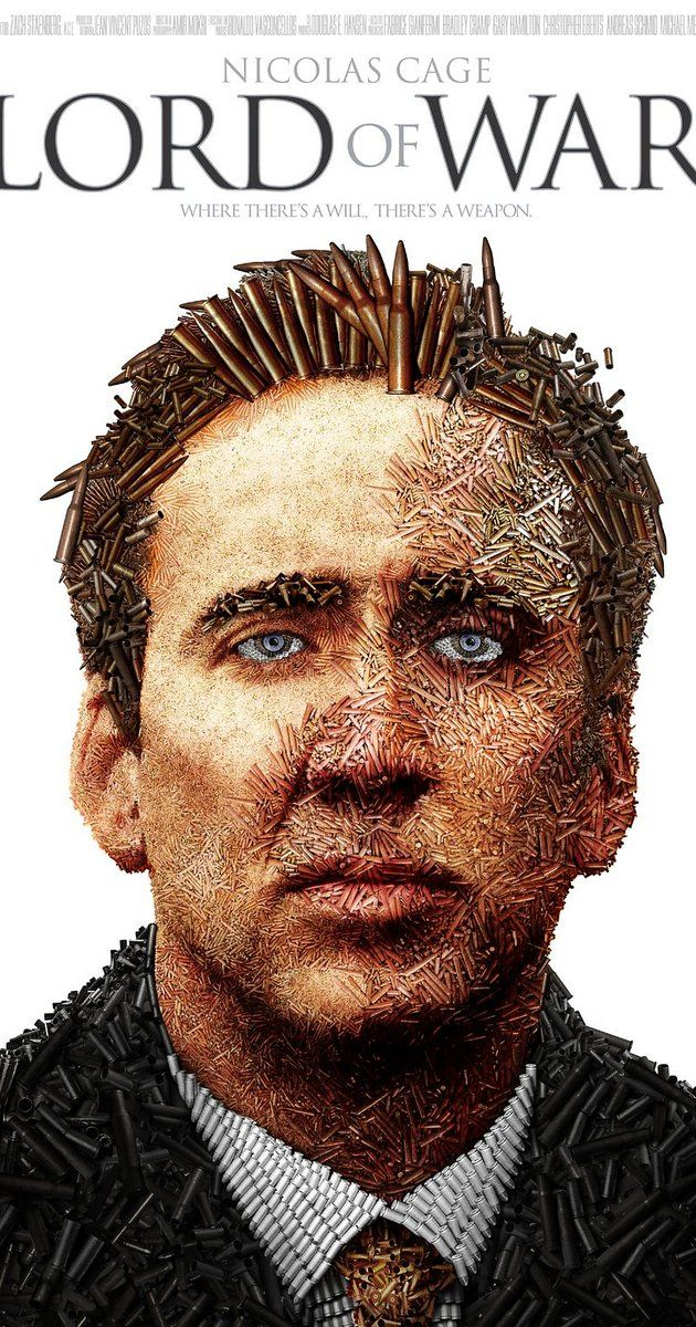Directed by Andrew Niccol. With Nicolas Cage, Ethan Hawke, Jared Leto, Bridget Moynahan. An arms dealer confronts the morality of his work as he is being chased by an Interpol agent.