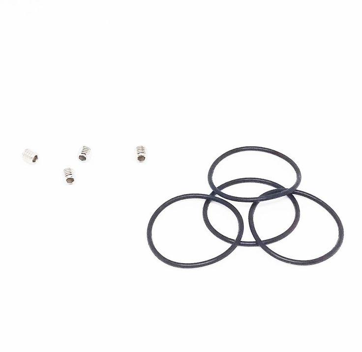 Velocity dripper  RDA Service Pack  building deck Screws and O-rings #UnbrandedGeneric