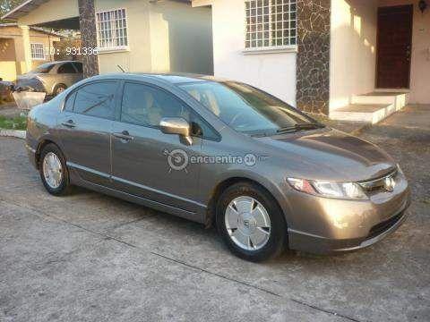 Honda Civic 2006 Panamá | REMATO HONDA CIVIC...BAJO CONSUMO!!!