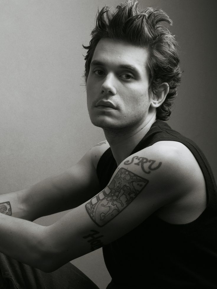 great at what he does (John Mayer - wonder land, daughters, edge of desire)