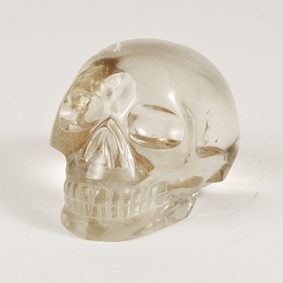 """""""According to contemporary urban legends, crystal skulls are reputed to hold mystical powers..."""""""