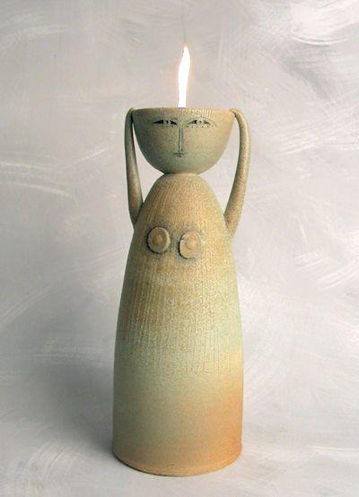 """esposto nella mostra """"Luci lucerne lucignoli"""" Fondazione Lungarotti / Torgiano, 2001"""