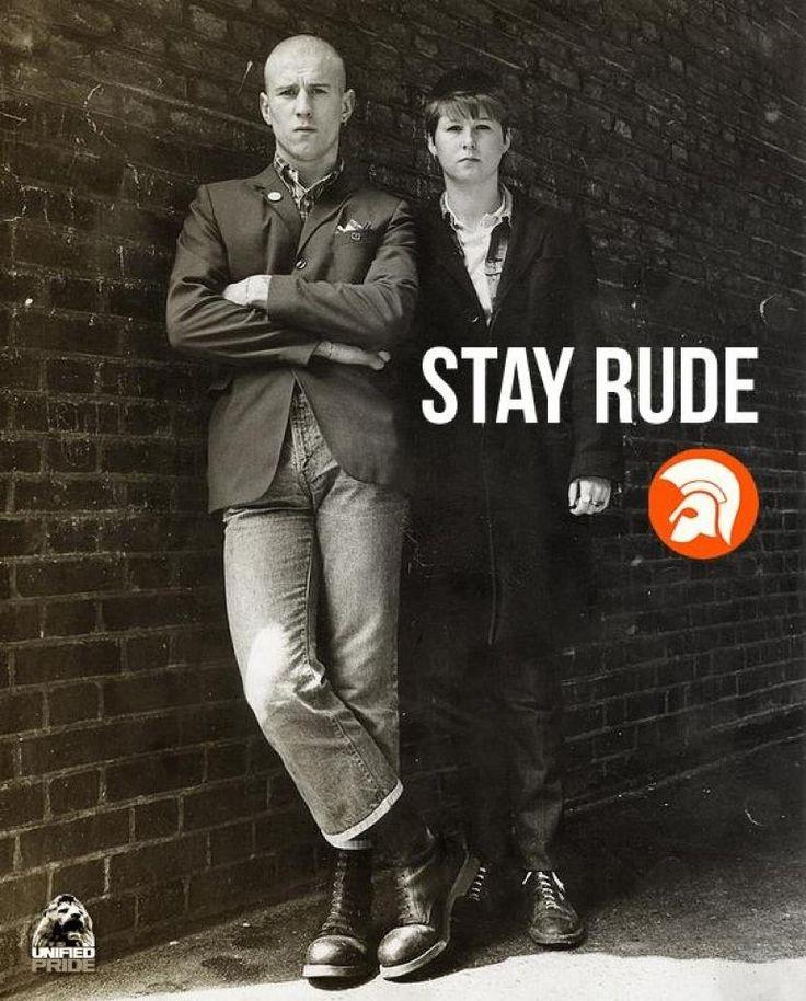 Stay Rude - Trojan Records