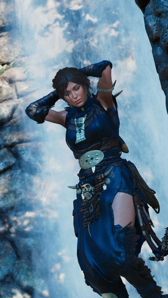 Tomb Raider Lara Croft #adventure #woman #power   Tomb