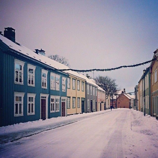 #bakklandet #trondheim #norway