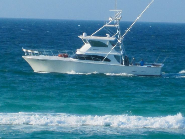 Deep Sea Fishing is awesome in Florida
