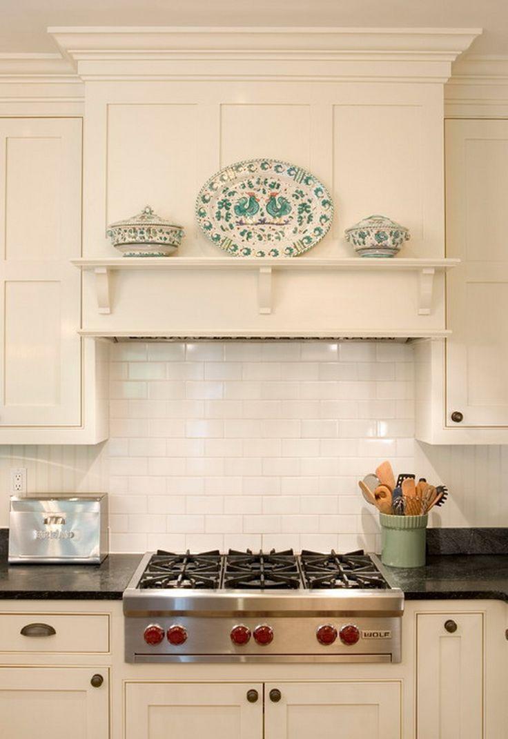 Best Kitchen Gallery: 76 Best Kitchens Images On Pinterest Kitchens White Kitchens And of Kitchen Hood Styles on rachelxblog.com