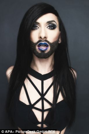 conchita wurst hot