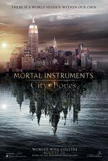 Mortal Instruments: Město z kostí  - plakát