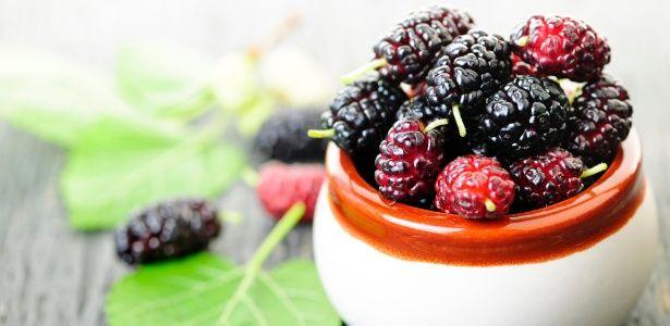 Cultive amoras no jardim ou em vaso e delicie-se com as frutas
