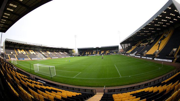 Meadow Lane Notts County FC